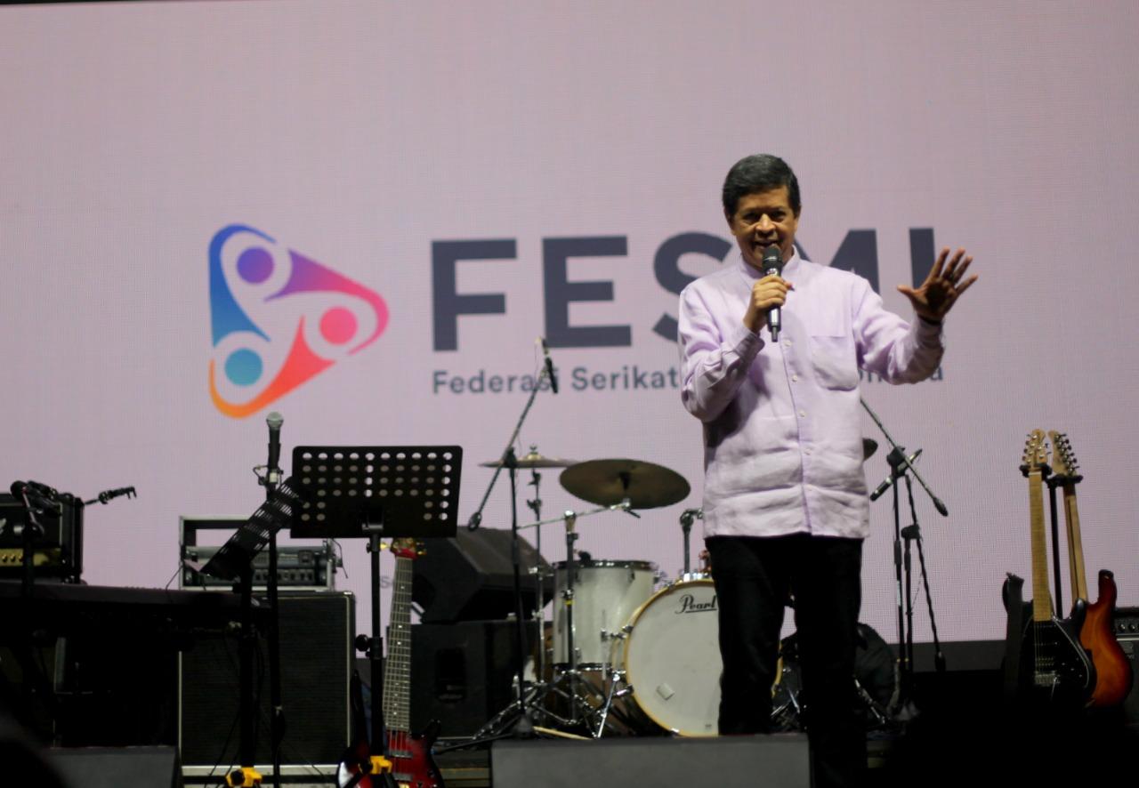 Hari Musik Nasional dan 1 Tahun Kinerja FESMI